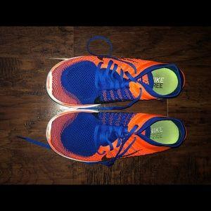Nike flyknit free run